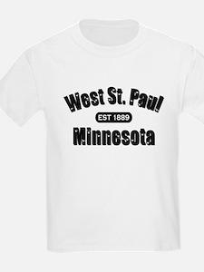 West St. Paul Established 1889 T-Shirt