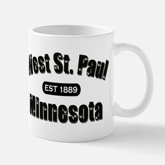 West St. Paul Established 1889 Mug