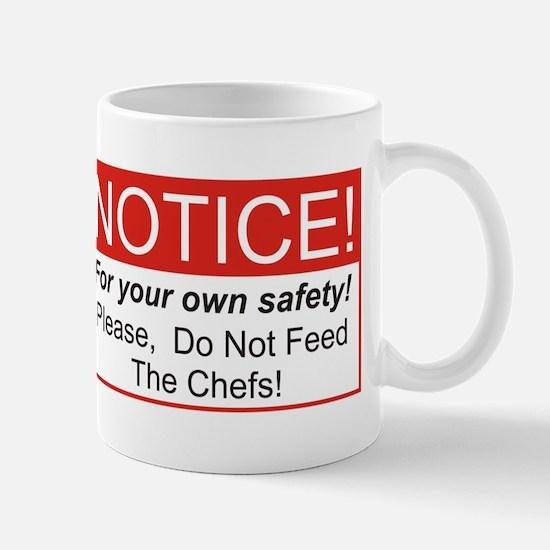 Notice / Chef Mug