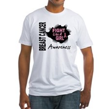 Licensed Fight Like a Girl 14.3 Shirt