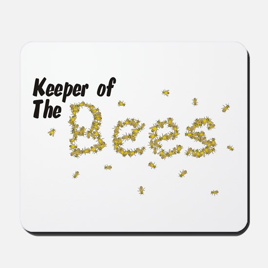 Keeper of the Bees Mousepad