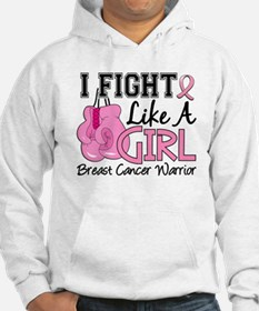 Licensed Fight Like a Girl 15.2 Hoodie