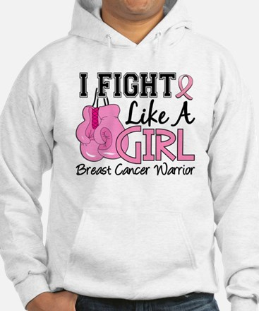 Licensed Fight Like a Girl 15.2 Jumper Hoody