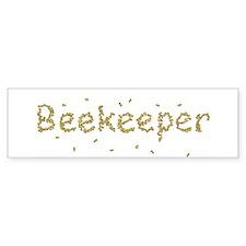Beekeeper Car Sticker