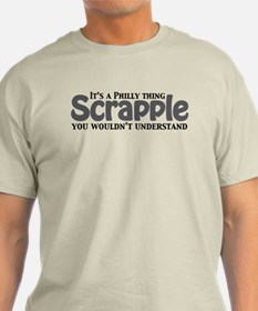 Scrapple Philly Thing T-Shirt