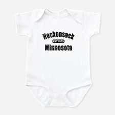 Hackensack Established 1903 Infant Bodysuit