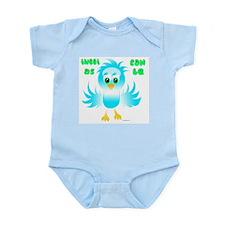 Baby Blue Bird Infant Creeper