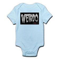 Weirdo in the Dark  Infant Creeper