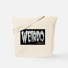 Weirdo in the Dark  Tote Bag