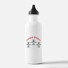 Aviation Grandpa's Wingman Water Bottle