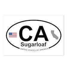 Sugarloaf Postcards (Package of 8)