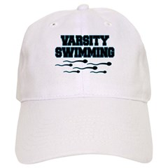 Varsity Swimming Baseball Cap