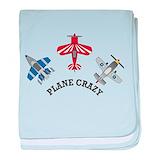 Baby aviator Blanket