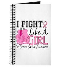 Licensed Fight Like a Girl 15.5 Journal