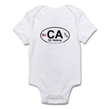 St. Helena Infant Bodysuit