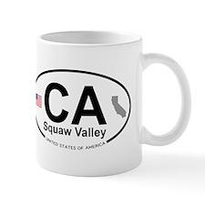 Squaw Valley Mug
