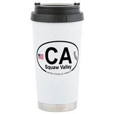 Squaw Valley Travel Mug