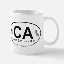 South San Jose Hills Mug