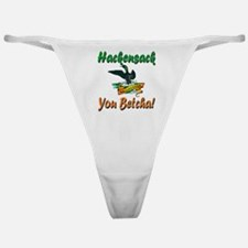 Hackensack Loon Shop Classic Thong