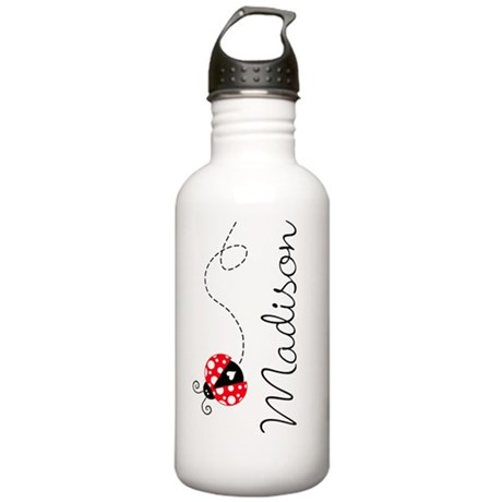 Ladybug Madison Stainless Water Bottle 1.0L