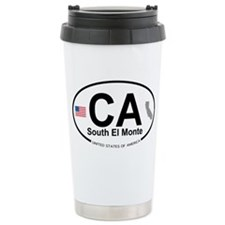 South El Monte Travel Mug