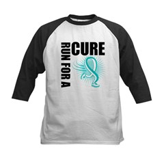 Cervical Cancer Charity Run Tee