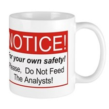 Notice / Analysts Mug