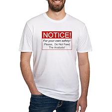 Notice / Analysts Shirt