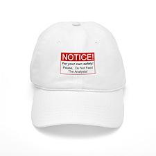 Notice / Analysts Baseball Cap