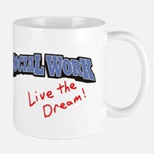 Social Work - LTD Mug