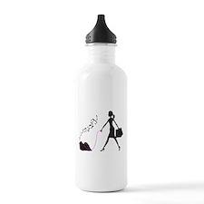 Pekingese Sports Water Bottle