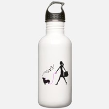 Pembroke Welsh Corgi Sports Water Bottle