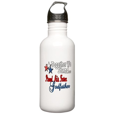 Air Force Godfather Stainless Water Bottle 1.0L