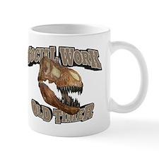 Social Work Old Timer Mug