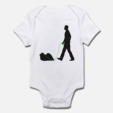 Pekingese Infant Bodysuit
