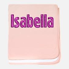 Isabella baby blanket