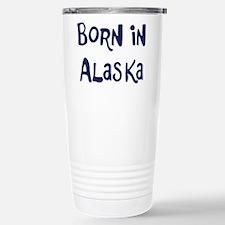 Cute Alaska Travel Mug