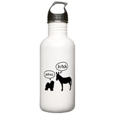 Old English Sheepdog Sports Water Bottle