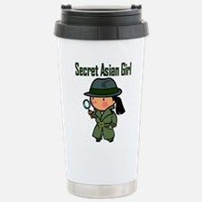 Secret Asian Girl II Travel Mug
