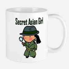 Secret Asian Girl II Mug