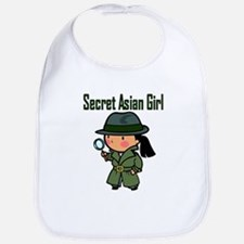 Secret Asian Girl II Bib
