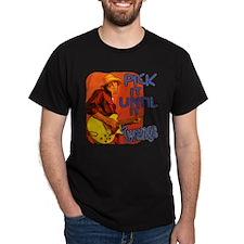 Pick It Until It Twangs T-Shirt