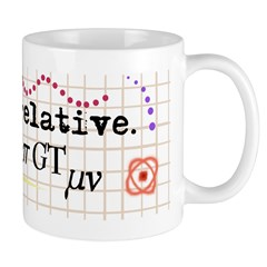 It's All Relative Mug