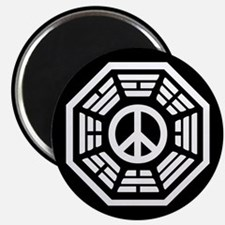 Dharma Peace Faded Magnet
