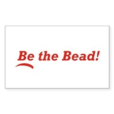 Be the Bead! Decal