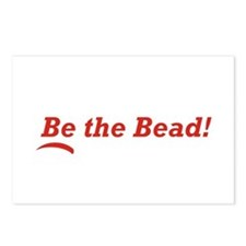 Be the Bead! Postcards (Package of 8)