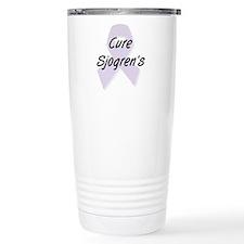 Cure Sjogren's Travel Mug