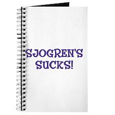 Sjogren's Sucks! Journal