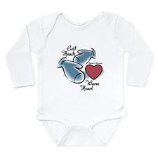 Raynaud's Phenomenon Long Sleeve Infant Bodysuit
