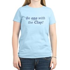 Clay / Be one T-Shirt